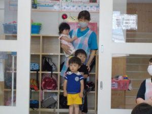 "<span class=""title"">7月お誕生会 1階クラス🍰</span>"
