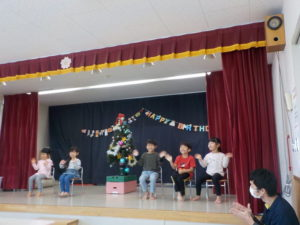 "<span class=""title"">12月お誕生会 2階クラス🍰</span>"
